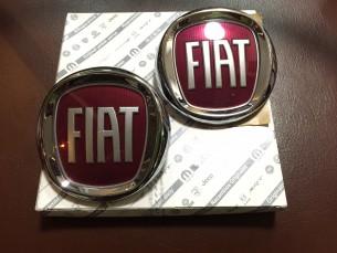 FIAT500エンブレム 前後セット¥7000