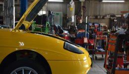 バルケッタはエンジンの異音修理<br>タイミングベルト交換の際に出来る事