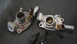 アバルト&チンク よくある故障・トラブル事例<br>水漏れとシャシボルトの劣化