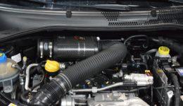 アバルト595 BMC OTA をビポスト仕様に変更<br>Bipostエアクリーナ BMC