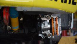 306MAXIはリヤセクションの徹底整備です PART.3