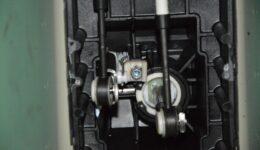 ルーテシア3RS シフトレバーの違和感を修理