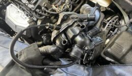 DS3の冷却水漏れトラブル予防整備
