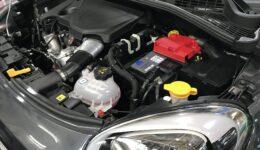 FIAT500X 1.0L FireFlyに<br>V-UP16取り付け