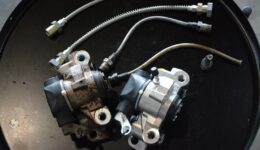 プジョー306N5 S16 ブレーキ系統の整備