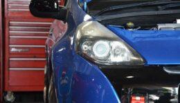 ルーテシア3RS ブレーキタッチの改善<br>マスターシリンダーの交換