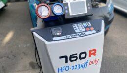 C4カクタスはHFO-1234yfガスのエアコンメンテナンス