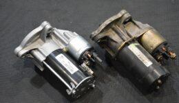 106s16はエンジン裏側の作業を行います<br>中古車販売車両の作業-5