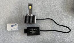 FIAT/ABARTH 500 ヘッドライトLEDコンバート<br>HID装着車用