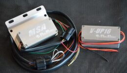 Twingo3にV-UP16&MSA  BA-AHB45D7<br>なんと驚きのエンジン制御に変更が。。