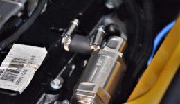 Twingo3(BA-AHB45D7) レデューサの開発<br>B4D エンジン用クワッドリードレデューサ