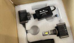 FIAT/ABARTH 500 ヘッドライトLEDコンバートKIT