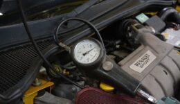 RF4C ルーテシア3RS 見事に改善しました!<br> エンジン圧縮状態の不具合症状